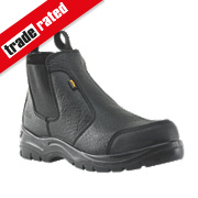 Site Scoria Chelsea Safety Boots Black Size 8